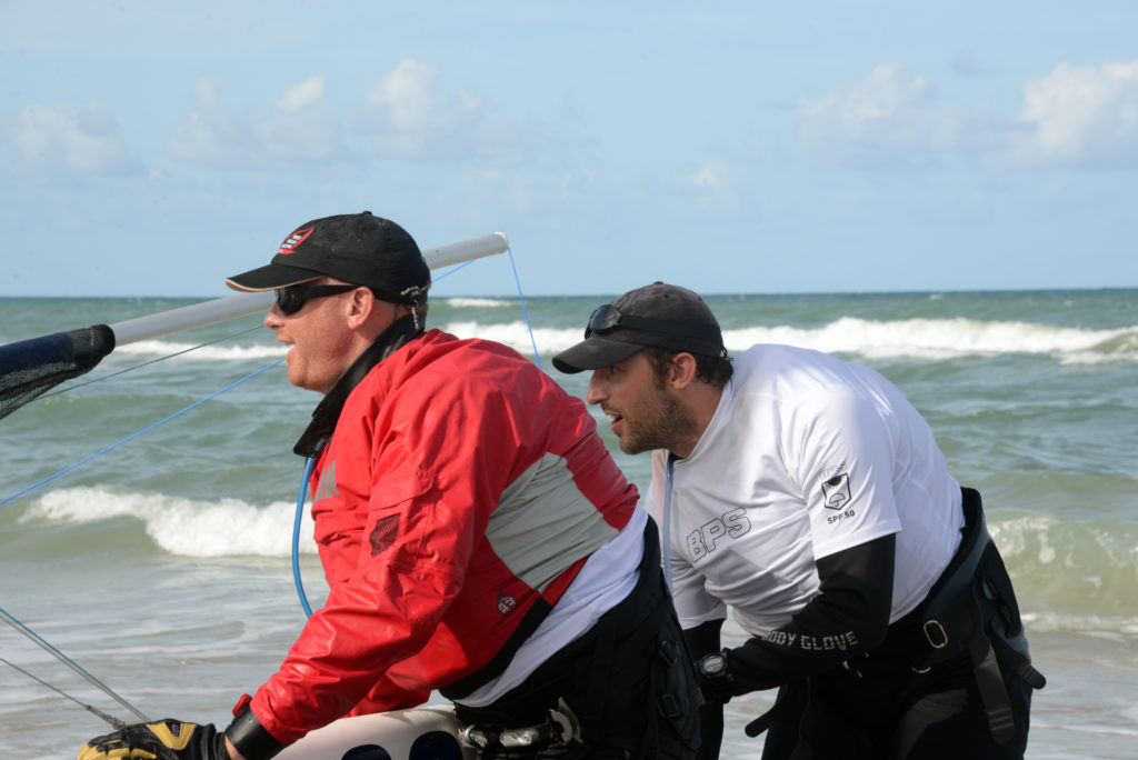 DSC_2321 - Team TCDYC arriving at Daytona Beach - Chris Green and Christian Vuerings